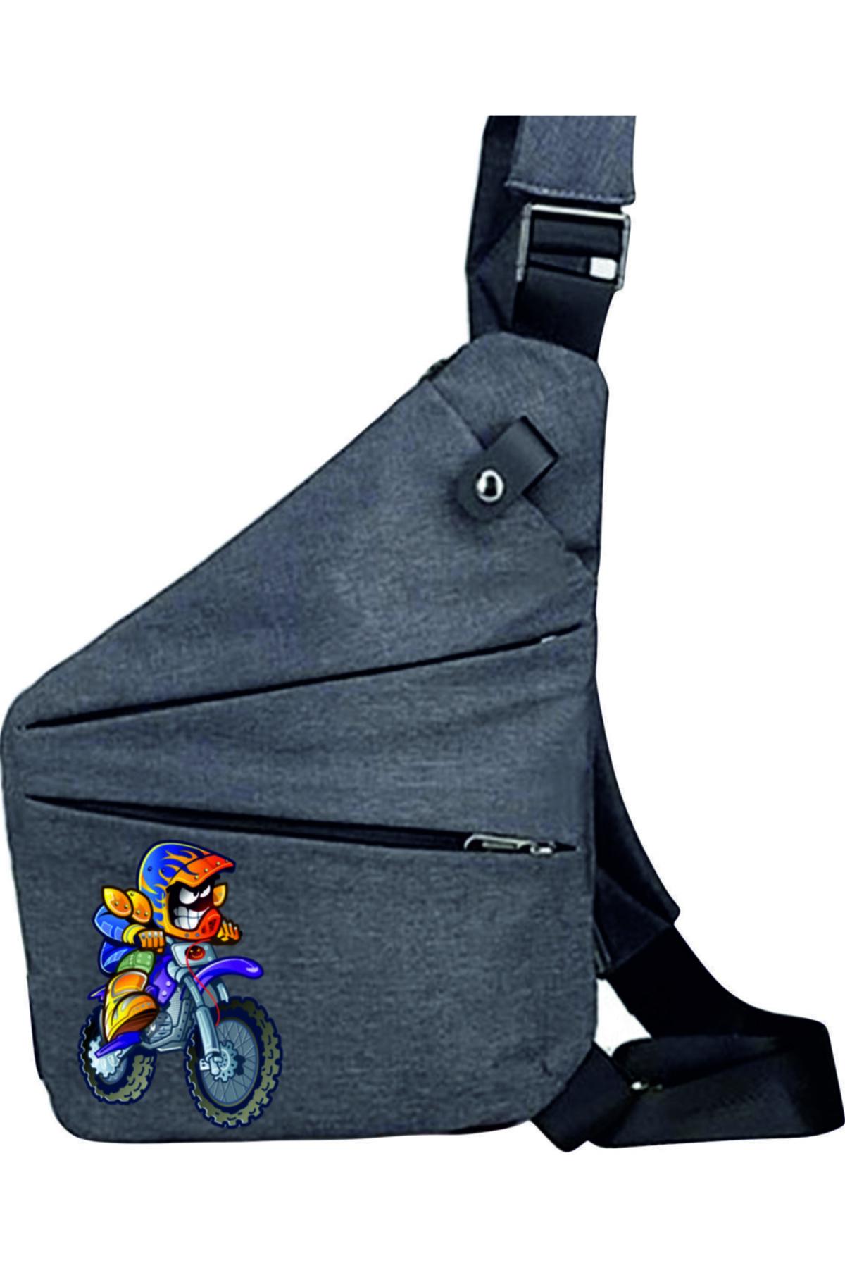 خرید پستی کیف ورزشی اورجینال برند Zak Strand رنگ نقره ای کد ty107209912