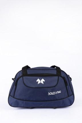 حرید اینترنتی کیف ورزشی مردانه ارزان برند Solo Bag رنگ لاجوردی کد ty114416570