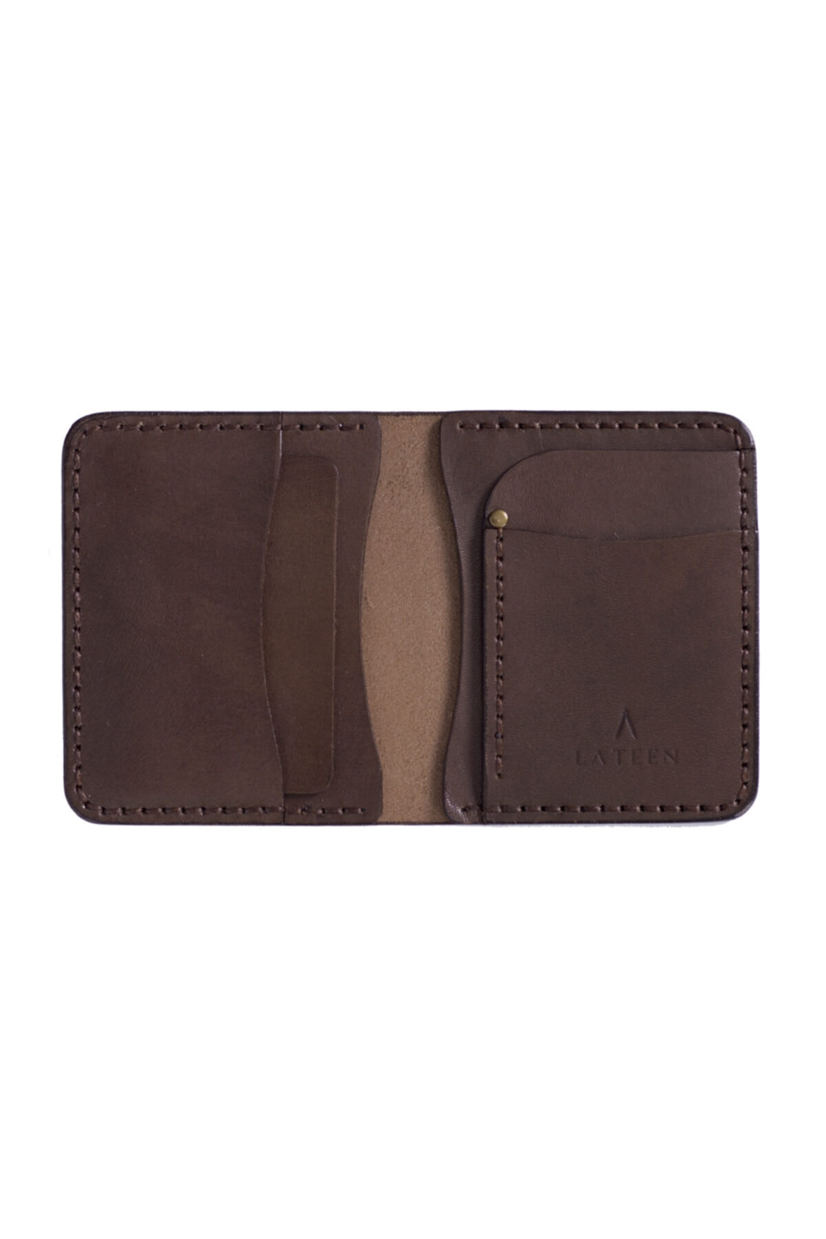 کیف کارت اعتباری مردانه برند Lateen رنگ قهوه ای کد ty117413963