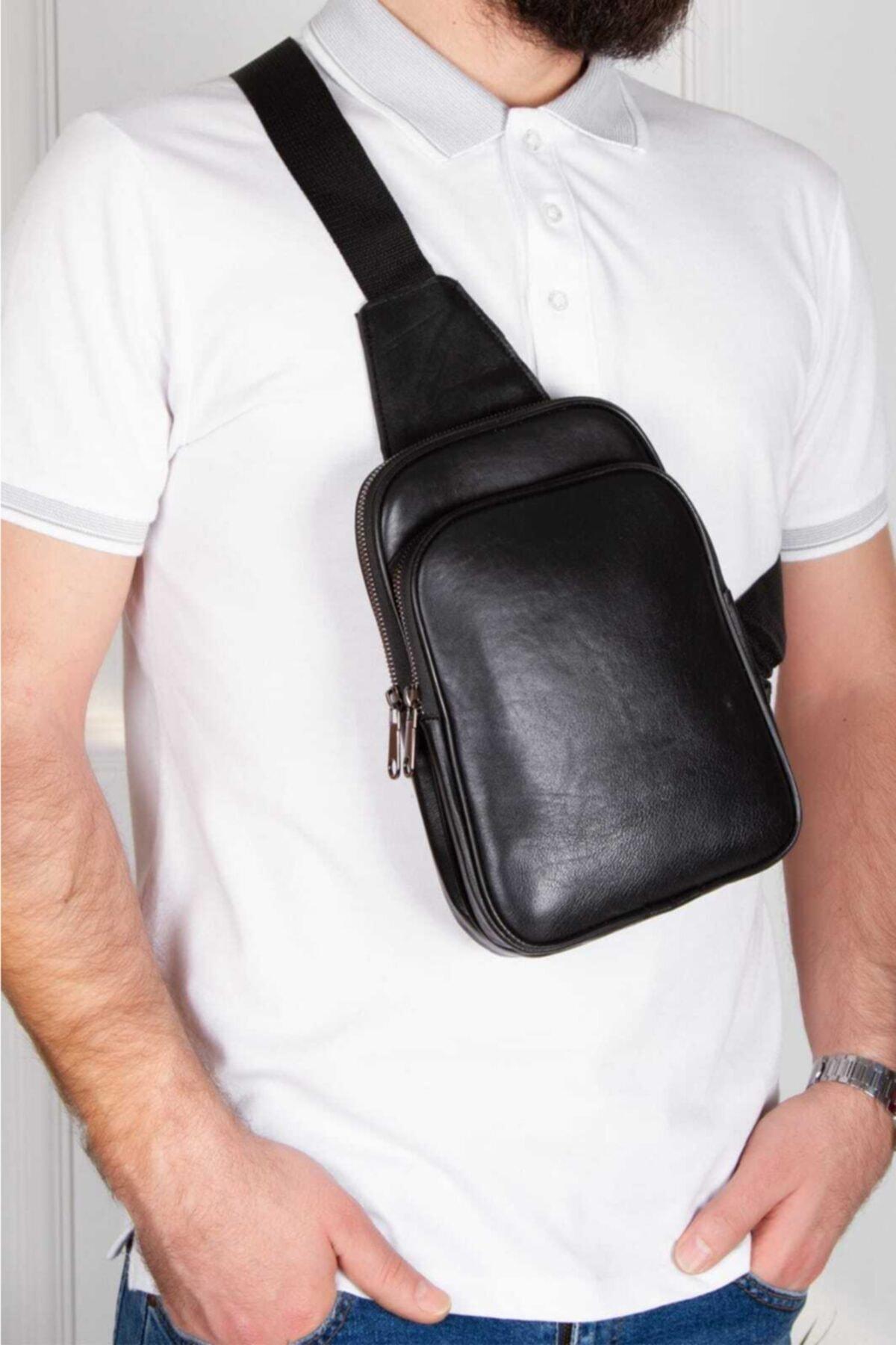 کیف کمری خفن برند Newish رنگ مشکی کد ty121196305