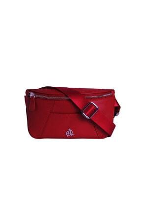 خرید کیف کمری  برند Oray Çanta رنگ قرمز ty123098051