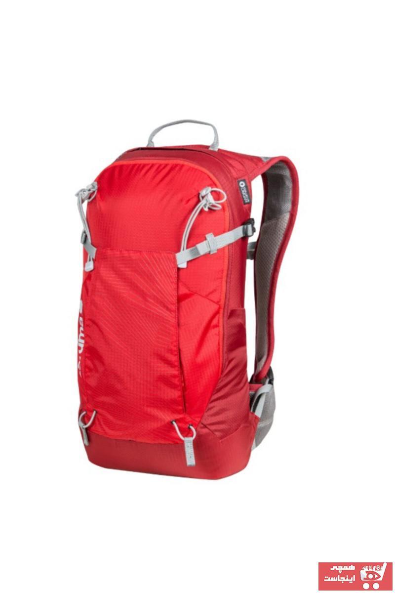 کوله پشتی ساده برند LAFUMA رنگ قرمز ty2000806