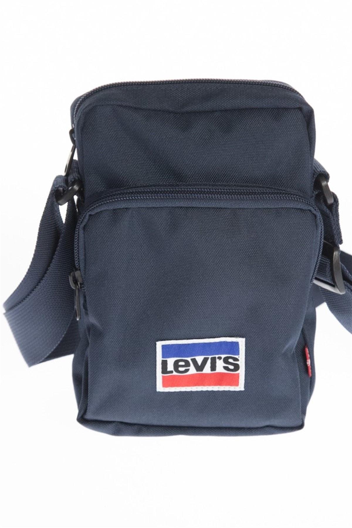 خرید انلاین کیف کمری مردانه طرح دار برند لیوایز رنگ مشکی کد ty35446553
