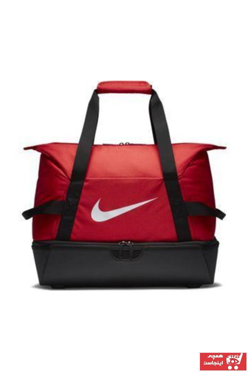 کیف ورزشی 2020 مدل جدید برند Nike اورجینال رنگ صورتی ty35525748