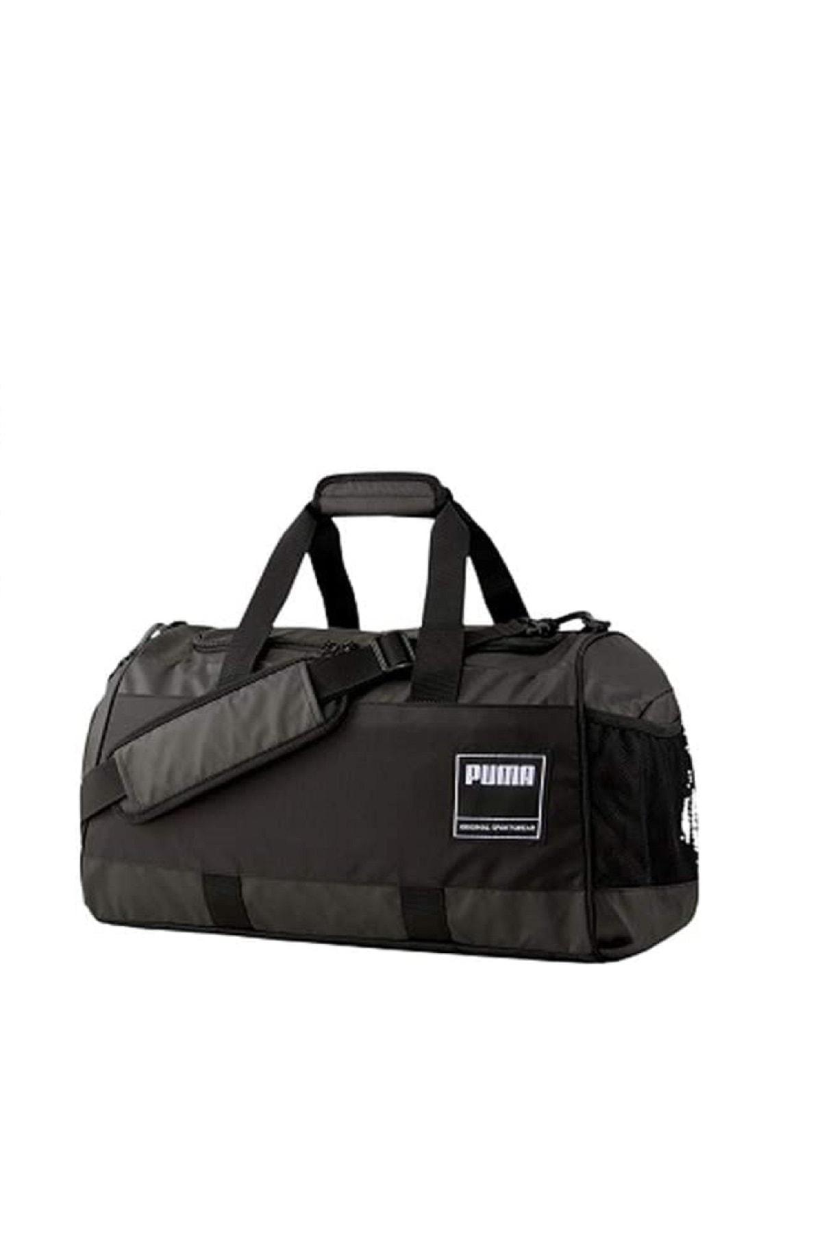 خرید نقدی کیف ورزشی مردانه برند Puma رنگ آبی کد ty42737047
