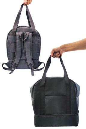 کیف ورزشی مردانه برند Carneil رنگ مشکی کد ty47879351