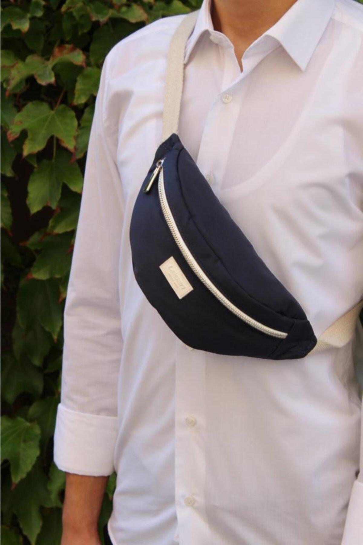 خرید انلاین کیف کمری جدید مردانه اصل برند LEGAN رنگ لاجوردی کد ty50906972