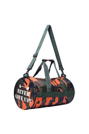 خرید اسان کیف ورزشی مردانه اورجینال برند MAVİYEL رنگ نارنجی کد ty58755837