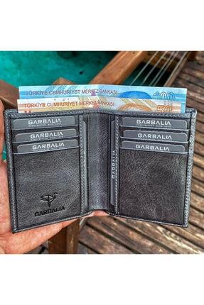 خرید کیف کارت بانکی غیرحضوری برند Garbalia رنگ نقره ای کد ty59255513