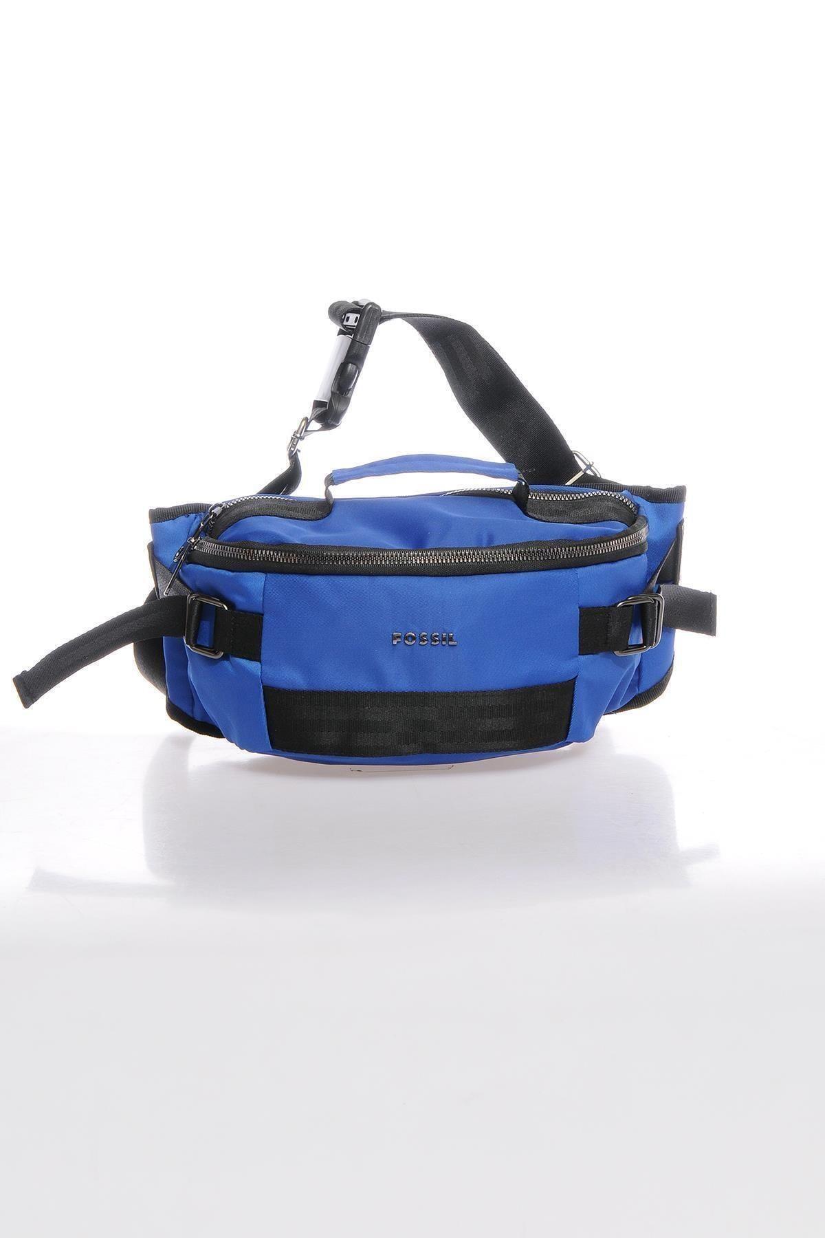سفارش انلاین کیف کمری مردانه ساده برند Fossil رنگ آبی کد ty60222138