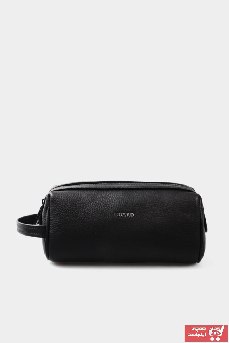 کیف دستی اصل برند GUARD رنگ مشکی کد ty63257715