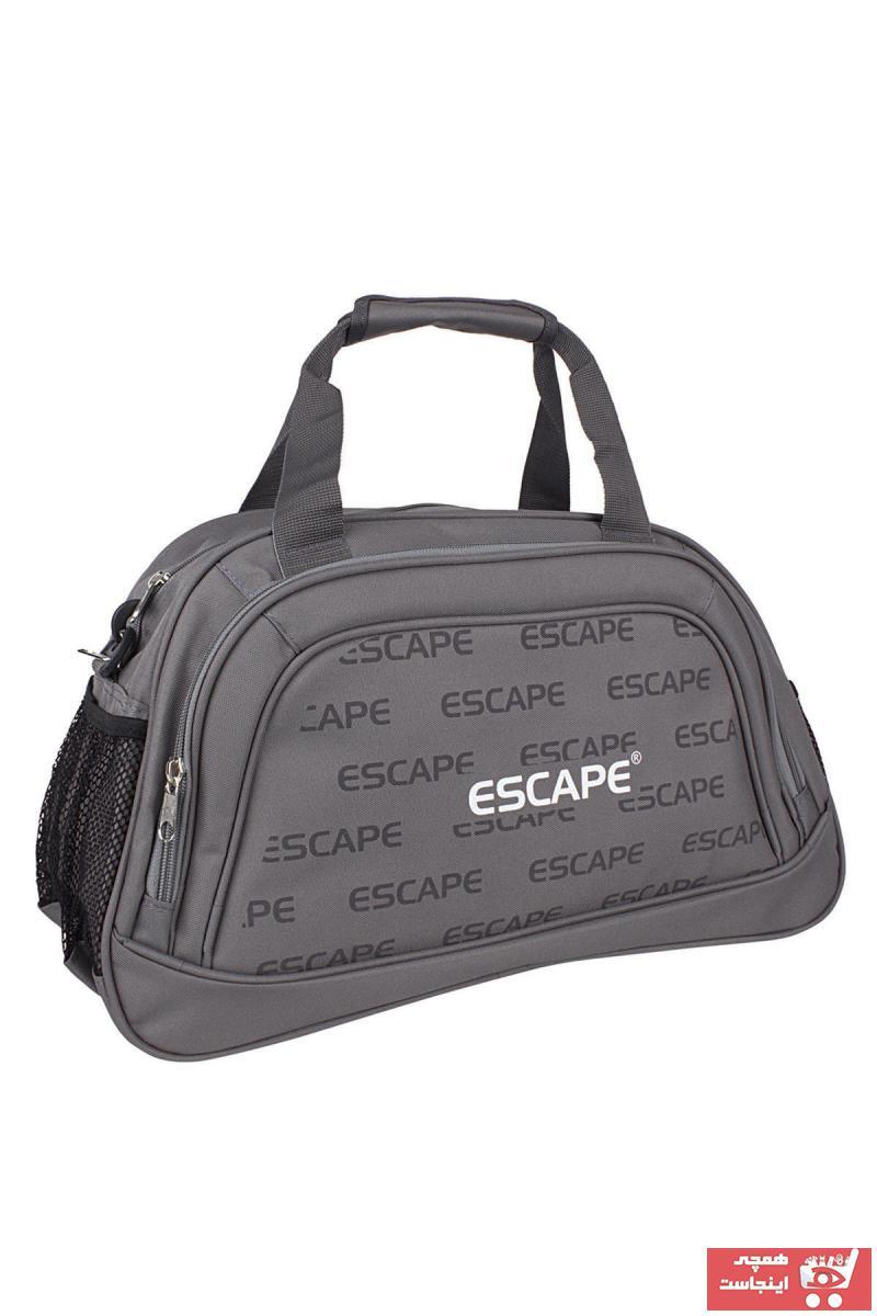 خرید اینترنتی کیف ورزشی خاص مردانه برند ESCAPE رنگ نقره ای کد ty70176519
