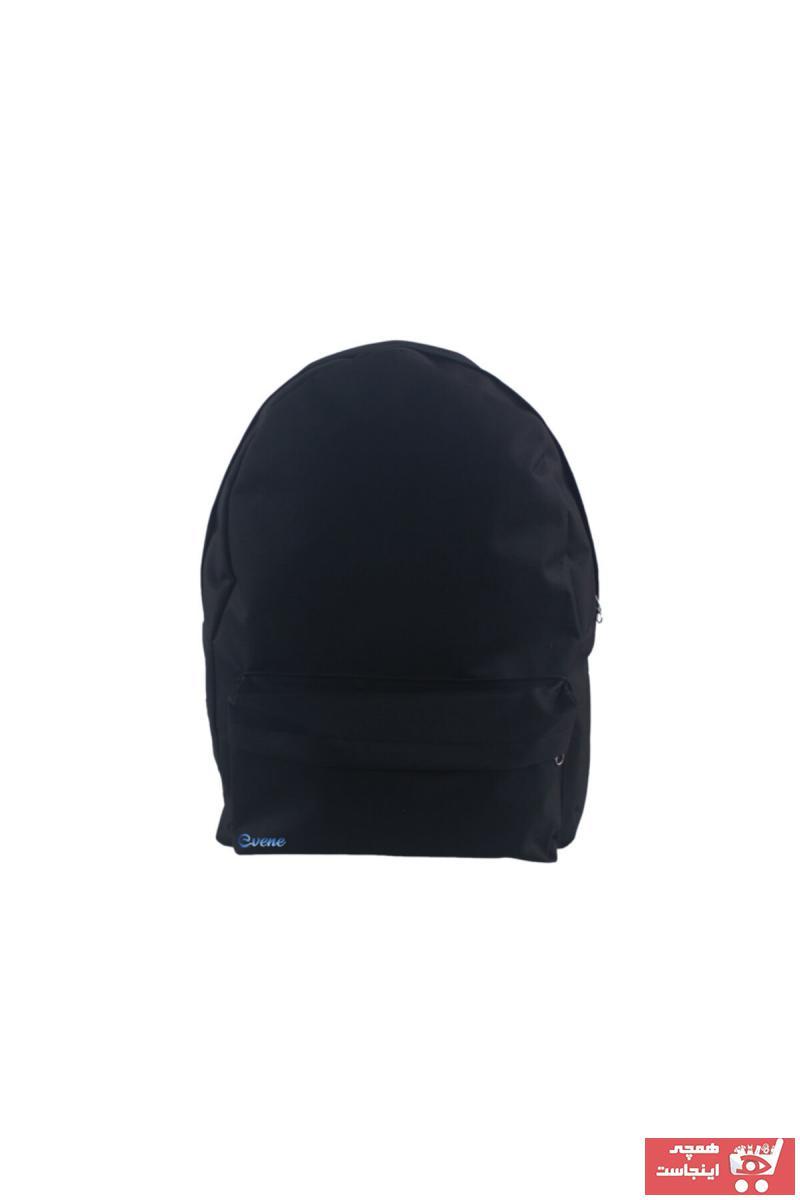 خرید نقدی کوله پشتی مردانه فروشگاه اینترنتی برند Evene رنگ مشکی کد ty74301728