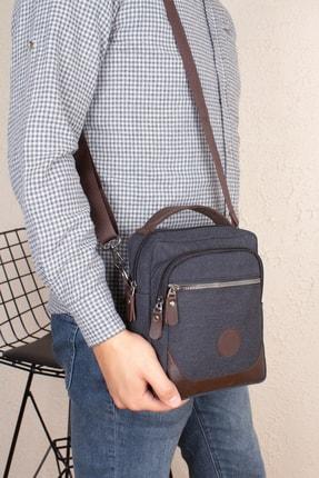 خرید انلاین کیف دستی مردانه طرح دار برند Leyl رنگ مشکی کد ty82358652