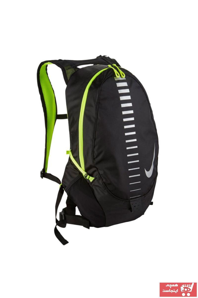 کیف ورزشی مردانه ترک برند Nike اورجینال رنگ مشکی کد ty90304581