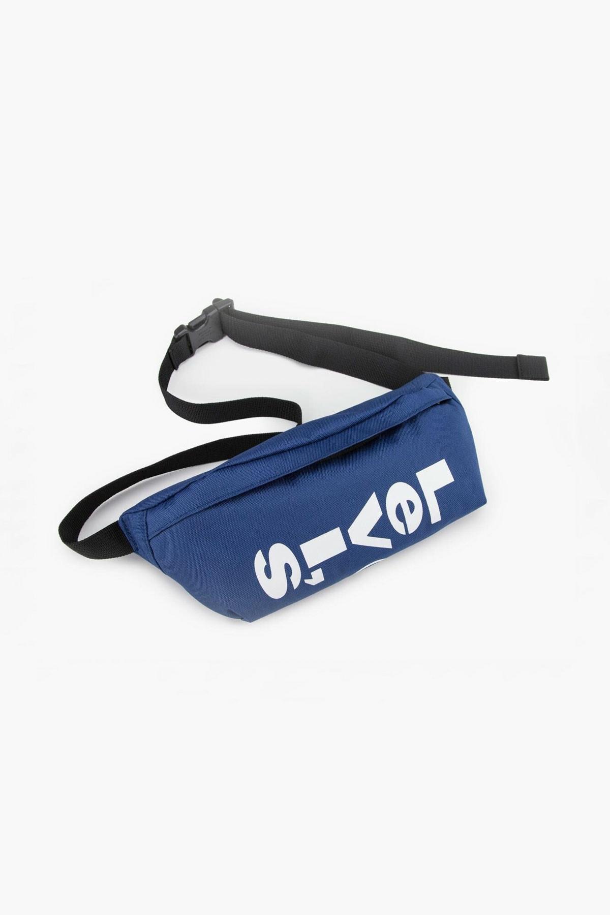 فروش کیف کمری مردانه 2020 برند لیوایز رنگ آبی کد ty93249220