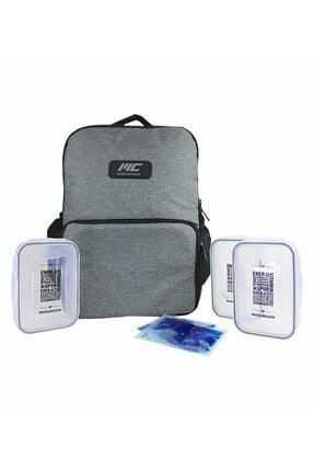 خرید پستی کیف ورزشی اورجینال مردانه برند MUSCLECLOTH رنگ نقره ای کد ty95746966