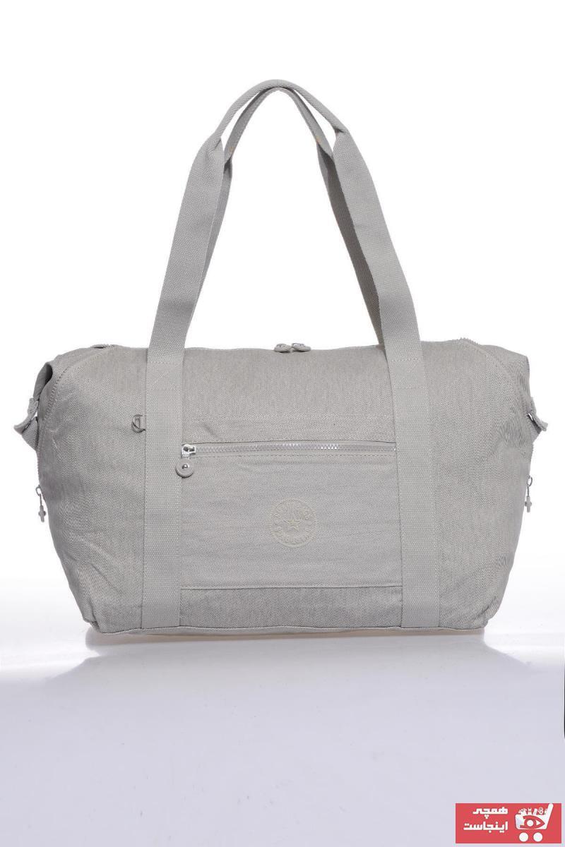 کیف ورزشی مردانه جدید برند SMART BAGS رنگ نقره ای کد ty97043608