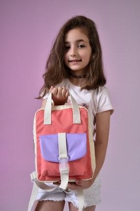 کوله پشتی بچه گانه دخترانه ترک برند ICONE BAG رنگ قرمز ty118392924