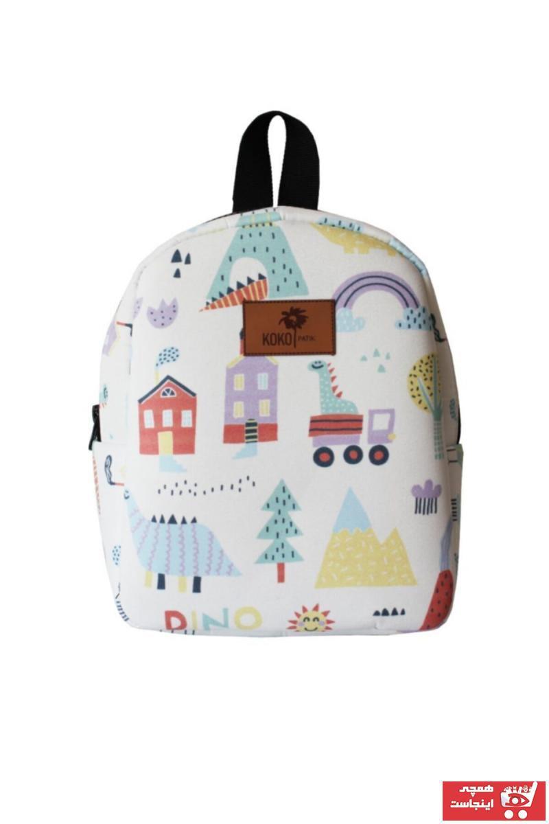 خرید انلاین کوله پشتی زیبا بچه گانه دخترانه برند Kokopatik کد ty42578583