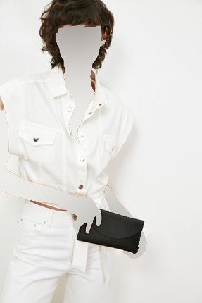 خرید پستی کیف پول زنانه جدید برند پیرکاردن رنگ مشکی کد ty101781445