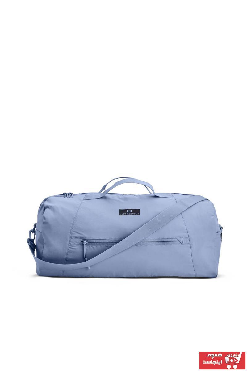 کیف ورزشی ارزان برند Under Armour رنگ آبی کد ty102944786
