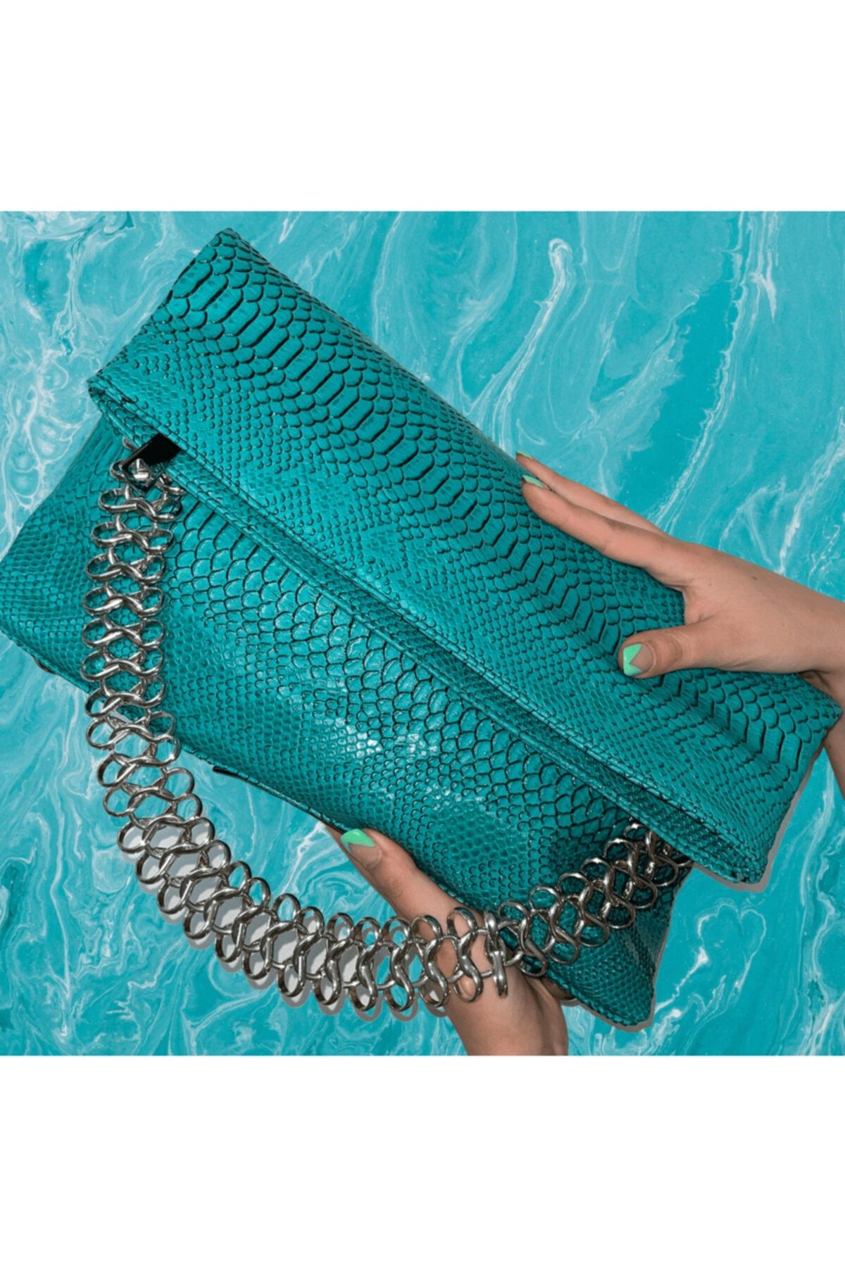 خرید اینترنتی کیف دستی اصل برند mottoconcept رنگ سبز کد ty110674484