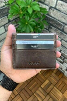 کیف کارت بانکی دخترانه سال ۹۹ برند GUARD رنگ قهوه ای کد ty116712052