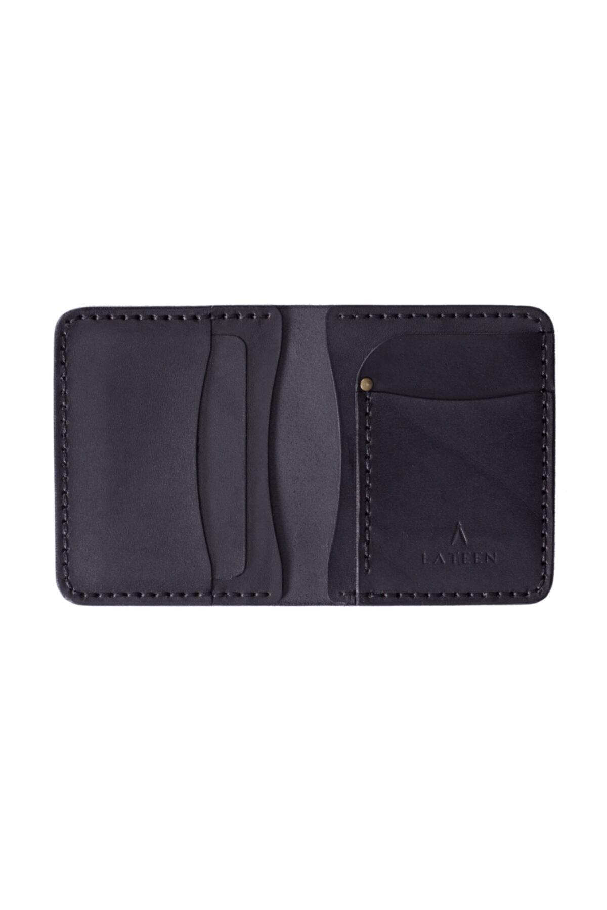 خرید پستی کیف کارت بانکی اورجینال برند Lateen رنگ مشکی کد ty117413933