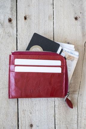 سفارش کیف کارت بانکی زنانه ارزان برند naft رنگ قرمز ty121396033