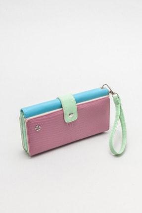خرید پستی کیف پول دخترانه برند Elle Shoes رنگ صورتی ty123244266