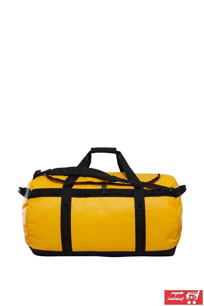 فروش کیف ورزشی زنانه  برند نورث فیس The North Face رنگ زرد ty31266711