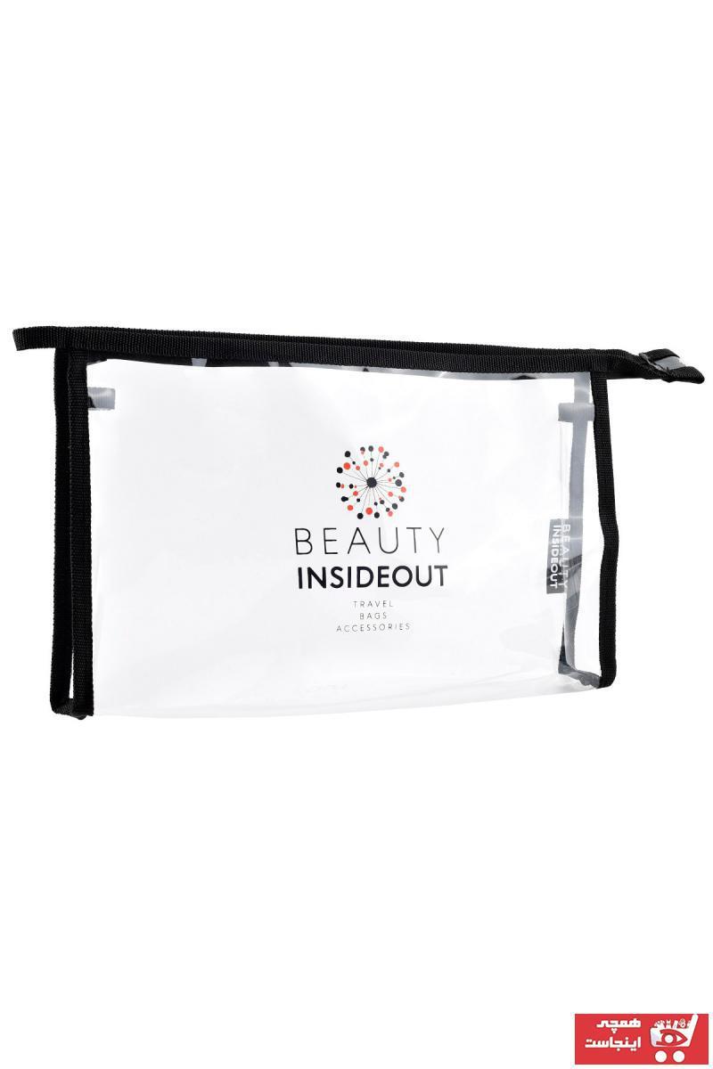 کیف لوازم آرایش دخترانه اینترنتی برند Beauty InsideOut کد ty41889214