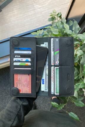 خرید نقدی کیف دستی اصل برند GUARD رنگ مشکی کد ty52324983