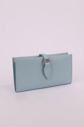 کیف پول دخترانه اورجینال برند ByOzgunTasarım رنگ بژ کد ty55639041