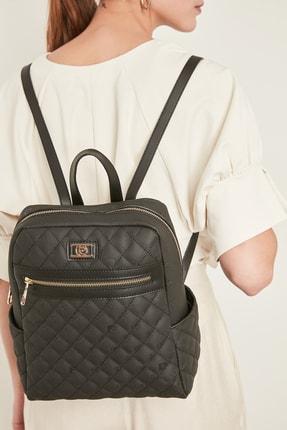 خرید کوله پشتی زنانه جدید برند پیرکاردن رنگ مشکی کد ty73494302