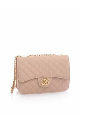 خرید نقدی کیف دستی دخترانه ترک برند CuCu Bags رنگ صورتی ty84582344