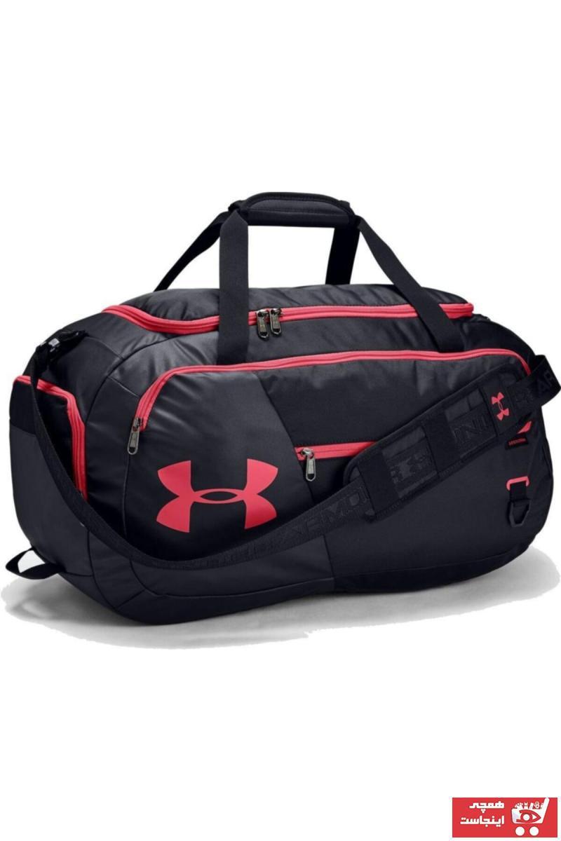 کیف ورزشی زنانه قیمت برند Under Armour رنگ مشکی کد ty97945694