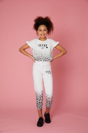 تیشرت جدید دخترانه شیک برند Little Star رنگ بژ کد ty101757242