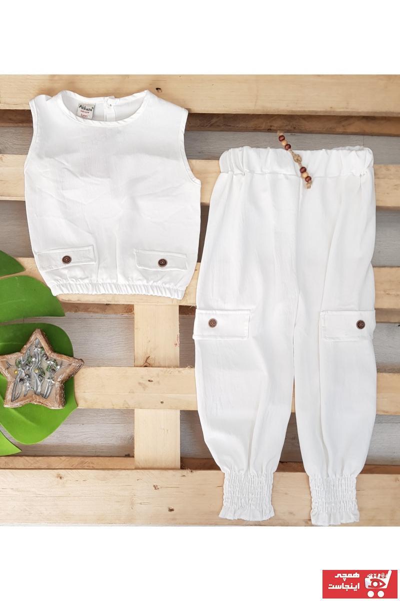 خرید اسان ست لباس دخترانه فانتزی برند CHERIMOYA HANDMADE کد ty102903378