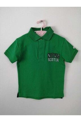 تیشرت 2021 دخترانه برند NOVA SCOTIA رنگ سبز کد ty103717592