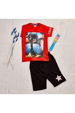 فروش ست راحتی دخترانه جدید برند BENAN BEBE رنگ قرمز ty104837162