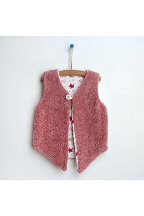 جلیقه ارزان برند Pino Baby رنگ صورتی ty108428856
