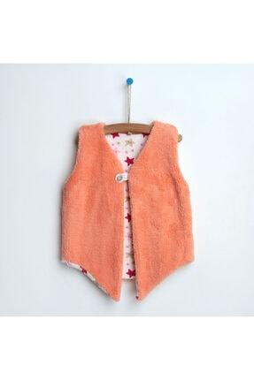 ژورنال جلیقه دخترانه برند Pino Baby رنگ صورتی ty108429564
