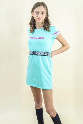 خرید اینترنتی تونیک دخترانه برند Benini رنگ سبز کد ty109180717