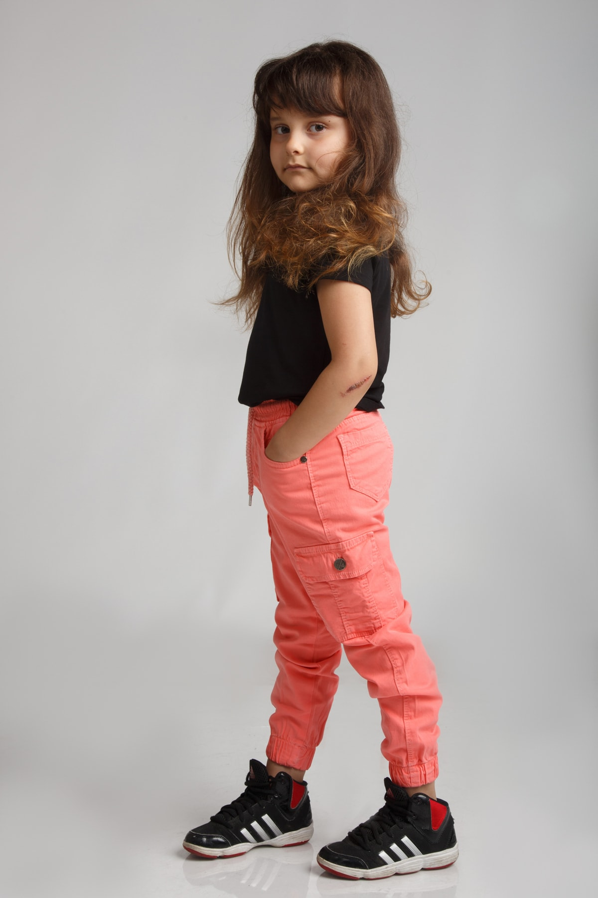 خرید شلوار دخترانه فانتزی برند Dragora رنگ نارنجی کد ty117686218