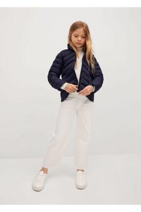 خرید کاپشن 2021 دخترانه برند مانگو رنگ لاجوردی کد ty121225982