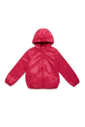 بارانی خفن برند United Colors of Benetton رنگ قرمز ty32054602