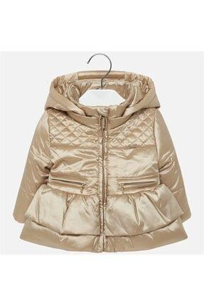 خرید اینترنتی کاپشن دخترانه فانتزی برند MAYORAL رنگ کرمی کد ty35606475