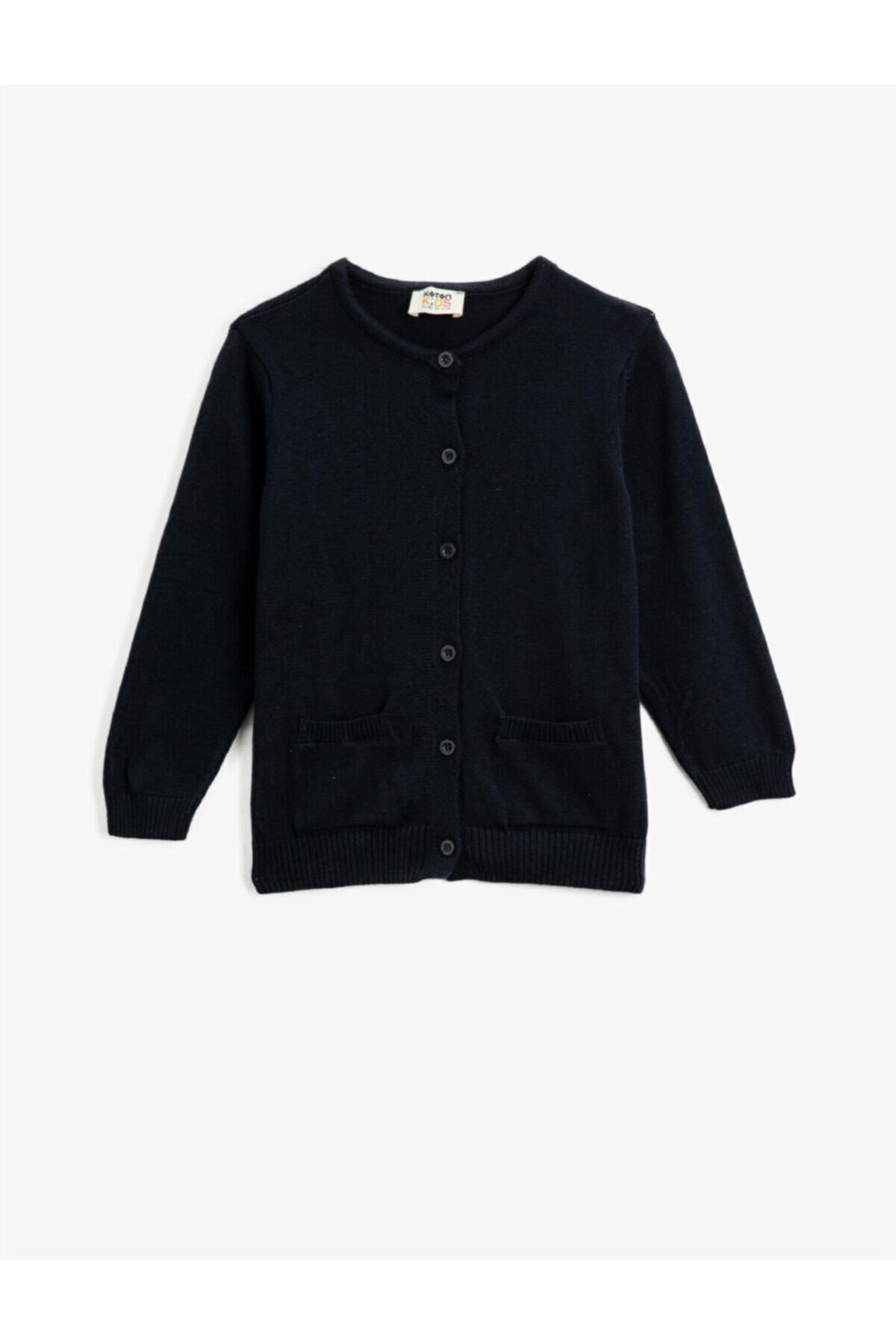 ژاکت خاص برند Koton Kids رنگ لاجوردی کد ty65062502